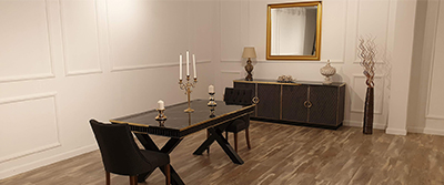 Luxury Dining Room Set